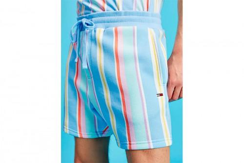 Pantalón Tommy Hilfiger TJM STRIPE SWEAT Multicolor
