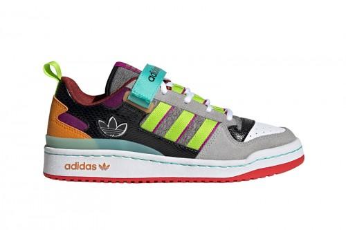Zapatillas adidas FORUM LOW Multicolor
