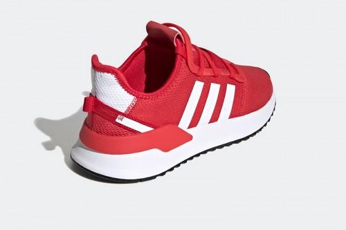 Zapatillas adidas U_PATH RUN Rojas