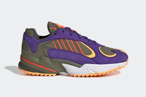 Zapatillas adidas YUNG-1 TRAIL Multicolor