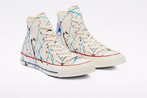 Zapatillas Converse Chuck 70 Blancas