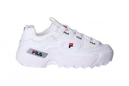 Zapatillas Fila D-Formation wmn Blancas