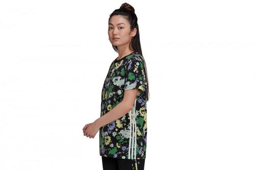 Camiseta adidas FLORAL LOOSE Multicolor