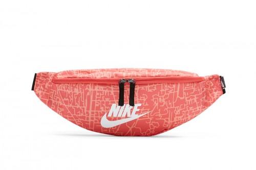 Riñonera Nike Heritage naranja