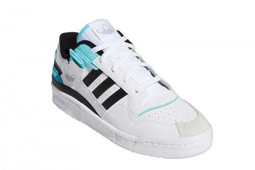 Zapatillas adidas FORUM EXHIBIT LOW Blancas