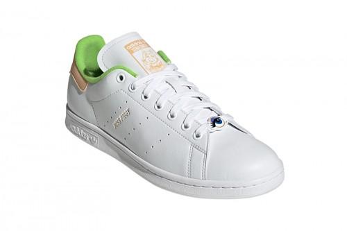 Zapatillas adidas STAN SMITH TELEÑECOS Blancas