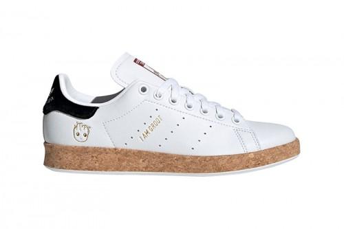 Zapatillas adidas STAN SMITH MARVEL Blancas
