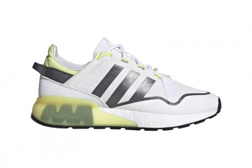 Zapatillas adidas ZX 2K BOOST PURE Blancas