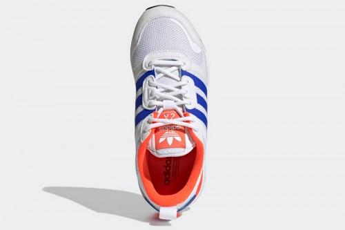 Zapatillas adidas ZX 700 HD J Blancas