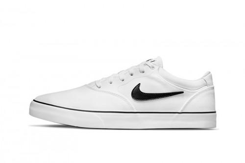 Zapatillas Nike SB Chron 2 Canvas Blancas