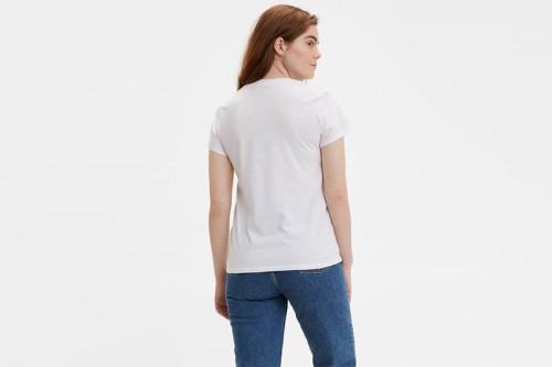 Camiseta Levi's PERFECT blanca