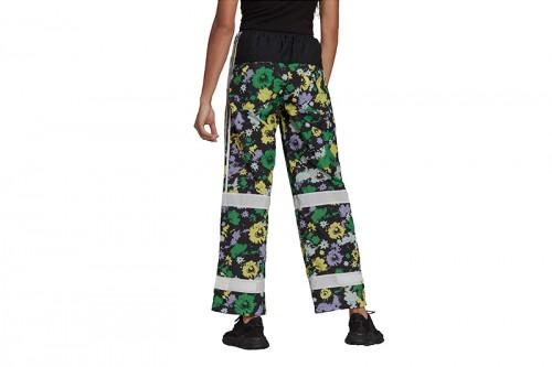Pantalón adidas FLORAL UTILITY Multicolor