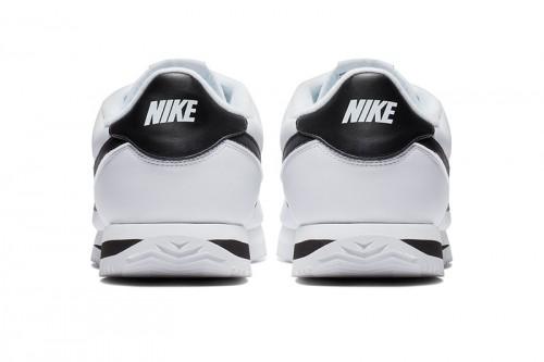 Zapatillas Nike Cortez Basic Leather Shoe Blancas