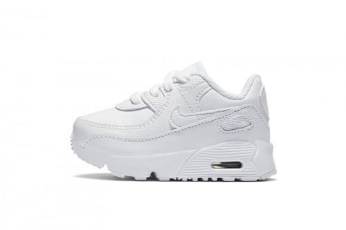 Zapatillas Nike Air Max 90 Baby/Toddler Shoe Blancas