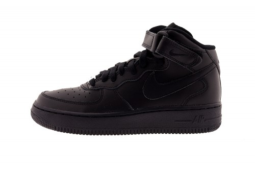 Zapatillas Nike Air Force 1 Mid Negras