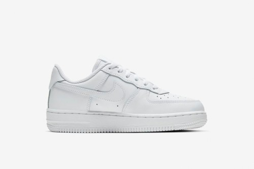 Zapatillas Nike Force 1 Little Kids' Shoe Blancas
