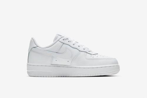 Zapatillas Nike Force 1 Little Kids' Shoe Blancas