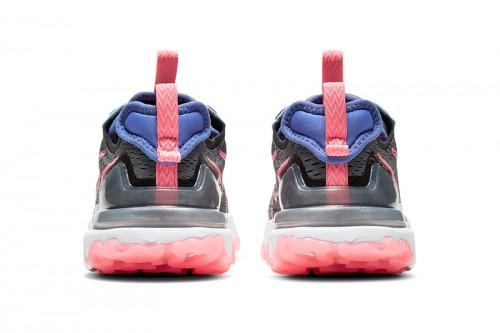Zapatillas Nike React Vision gris