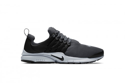 Zapatillas Nike Presto (GS) Boy's Shoe Negras