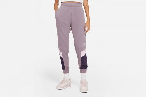 Pantalón Nike Sportswear Heritage morado