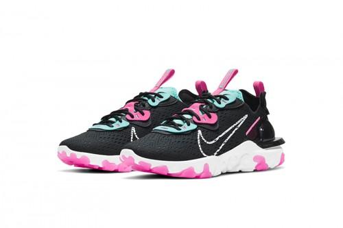 Zapatillas Nike React Vision Negras