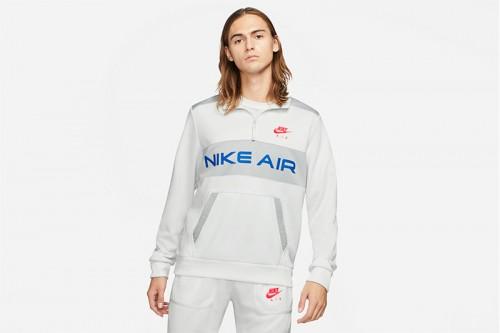 Sudadera Nike Air blanca