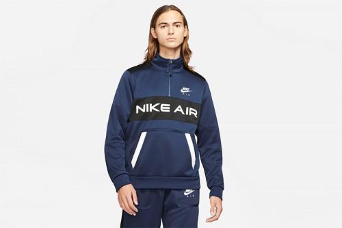 Sudadera Nike Air azul