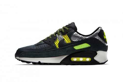 Zapatillas Nike Air Max 90 3M Negras