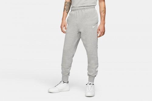 Pantalón Nike Fleece Joggers gris