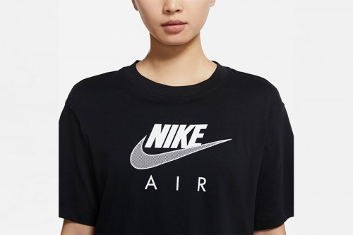 Camiseta Nike Air Negra