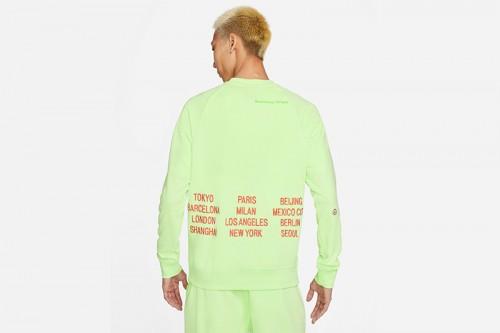 Sudadera Nike Sportswear verde