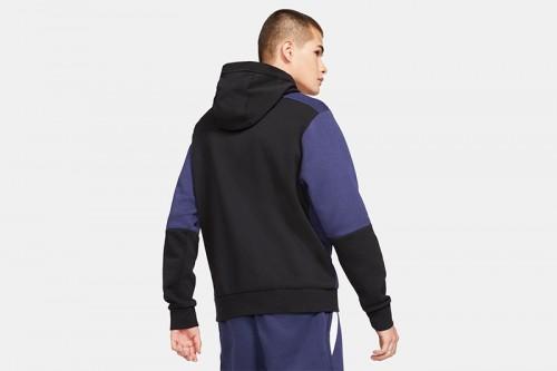 Sudadera Nike Air Pullover Fleece azul