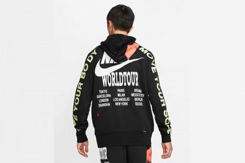 Sudadera Nike Sportswear Pullover negra