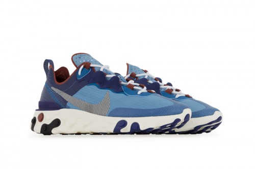 Zapatillas Nike React Element 55 Azules