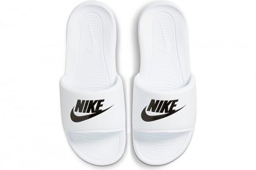 Chanclas Nike Victori One Blancas