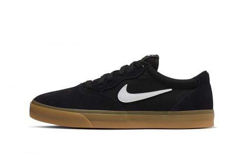 Zapatillas Nike SB Chron Solarsoft Negras