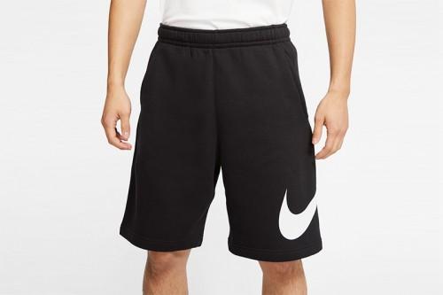 Pantalón Nike Sportswear Club Men's Graphic negro