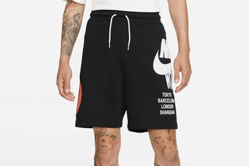 Pantalón Nike Sportswear French Terry negro