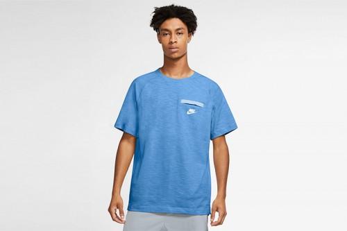 Camiseta Nike Sportswear Modern Essentials azul
