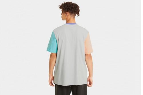 Camiseta Puma DOWNTOWN gris