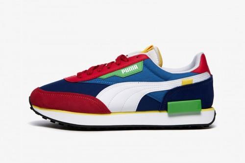 Zapatillas Puma FUTURE RIDER PLAY ON Multicolor