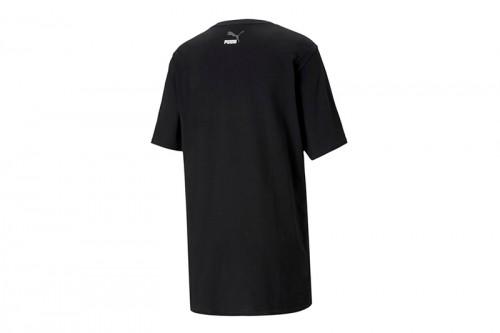 Camiseta Puma ELEVATE Graphic negra