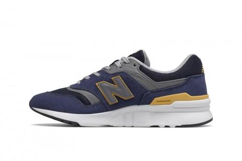 Zapatillas New Balance Classic 997Hv1 Azules