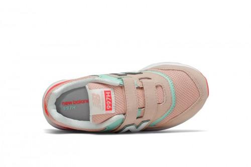Zapatillas New Balance 997H Naranjas