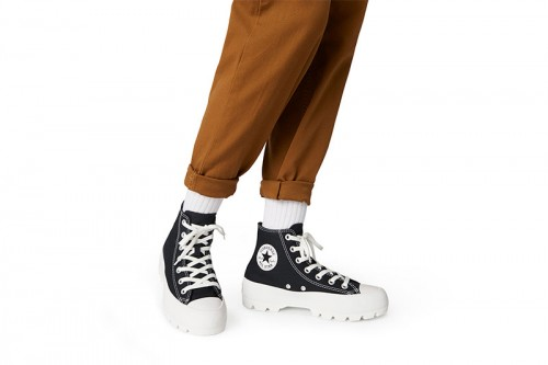 Zapatillas Converse Chuck Taylor All Star Lugged High Top Negras