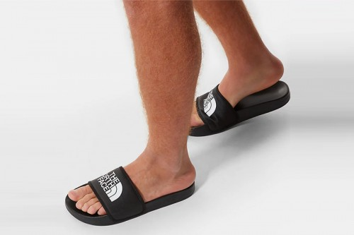 Chanclas The North Face BASECAMP SLIDE III Negras