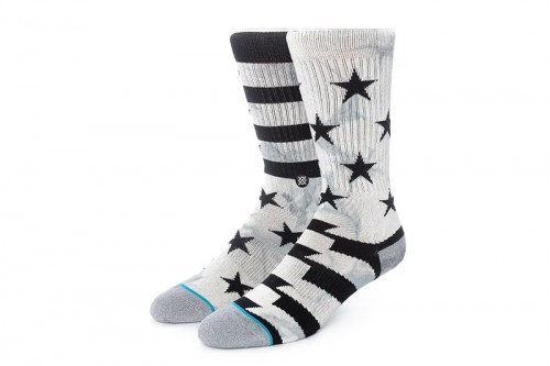 Calcetines Stance SIDEREAL 2 blancos