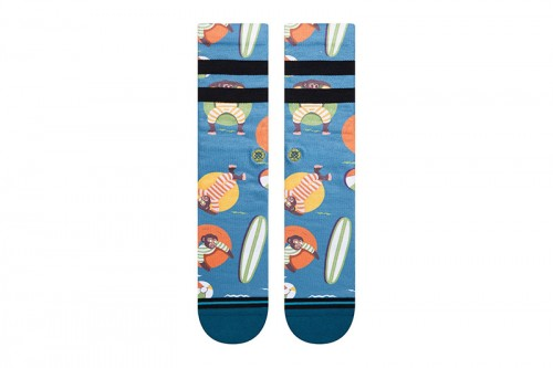 Calcetines Stance MONKEY CHILLIN Multicolor