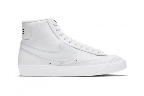 Zapatillas Nike Blazer Mid '77 Blancas