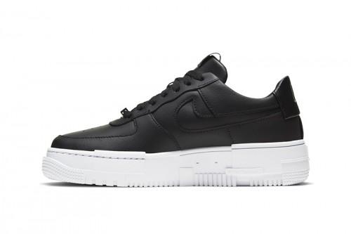 Zapatillas Nike Air Force 1 Pixel Negras